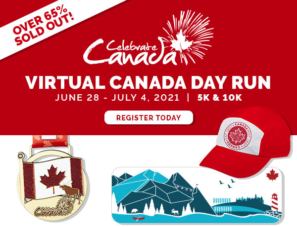 Register for the Virtual Canada Day Event