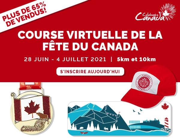 Inscrivez-vous à l'événement virtuel de la fête du Canada