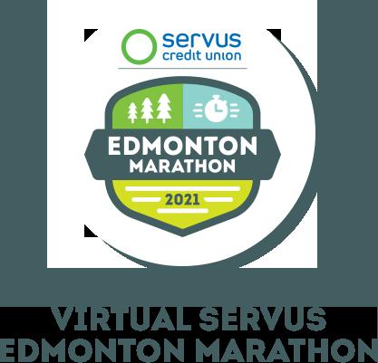 Virtual Servus Edmonton Marathon